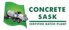 Concrete Sask Certified Batch Plant